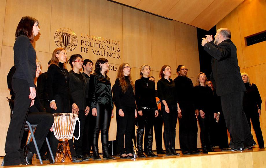 Concierto Universidad Politécnica Gandia